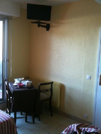Hotel Marinette : chambre