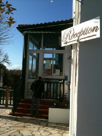 Hotel Marinette : réception