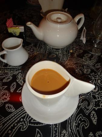 Korma Sutra: Tea