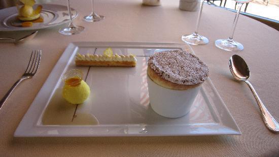 Le Restaurant des Rois : Le Soufle