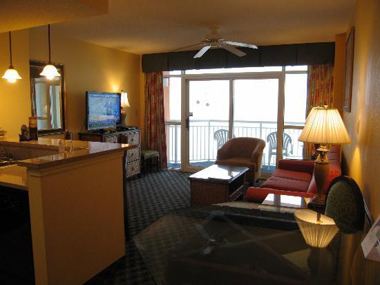 Room 1407 Bedroom Picture Of Dunes Village Resort