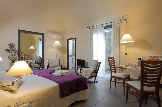 B&B Sant'Agostino : le camere da letto sono tutte ampie e luminose