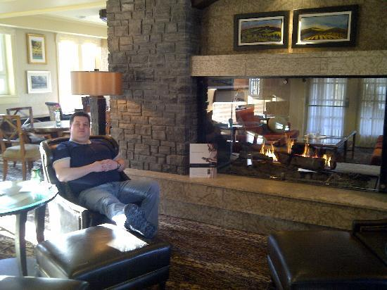 Gold Floor Lounge Picture Of Fairmont Banff Springs Tripadvisor