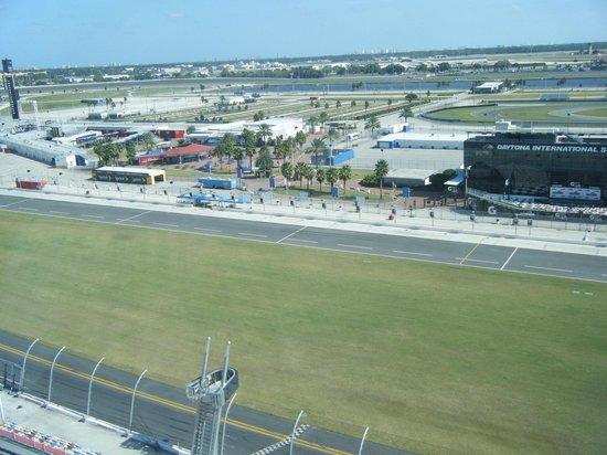 Daytona International Sdway Tour Raceway View From 7 Stories High
