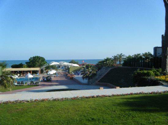 Maritim Pine Beach Resort: view from our room