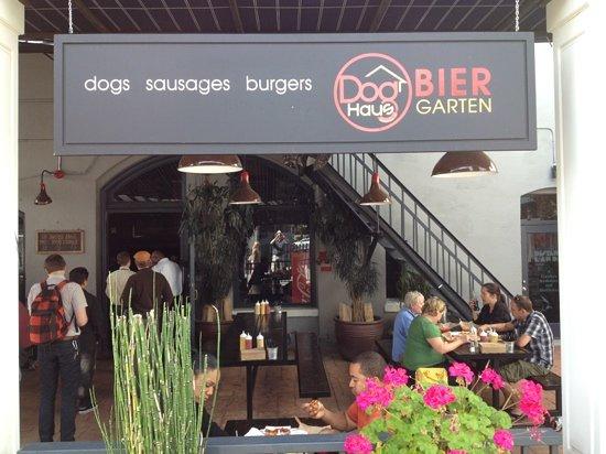 Dog Haus : great Food - Fun Meeting Place!