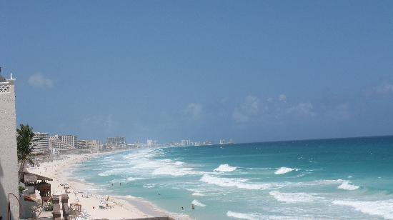 Bsea Cancun Plaza: View from Unit 4203