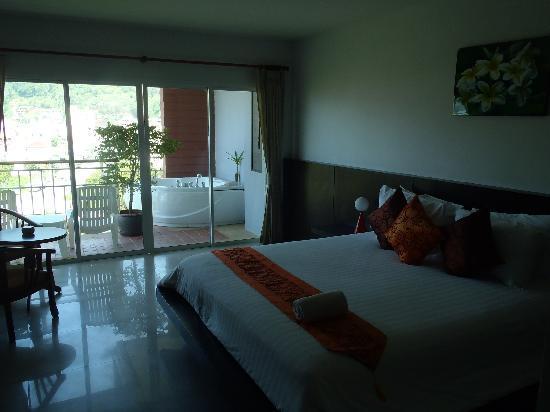 APK Resort : minisuit: view of the room