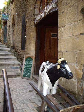 La Clef des Songes: Farm restaurant, Sarlat