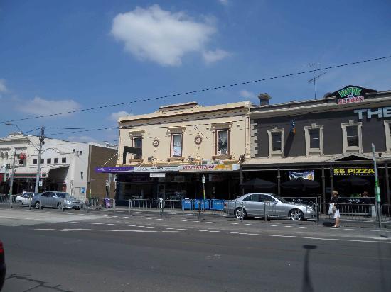 Shops on Bridge Road