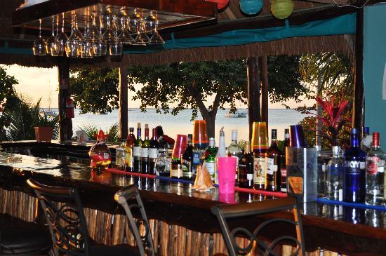 Bahia Tortuga: Can't beat the view