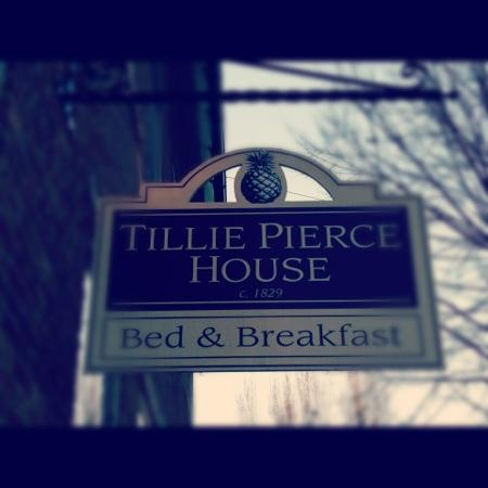 Tillie Pierce House Inn: New favorite weekend get away location <3