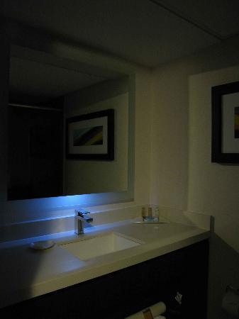 Hyatt Regency Atlanta Cool night light in the bathroom & Cool night light in the bathroom - Picture of Hyatt Regency ... azcodes.com