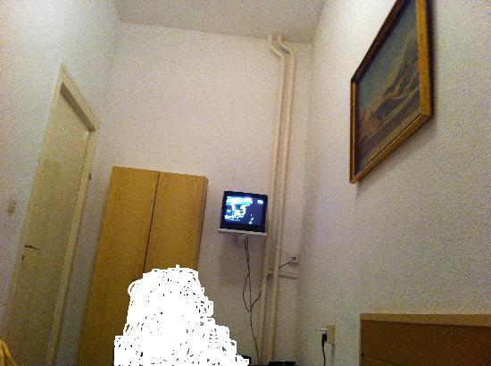 Funkturm-Messe: Zimmer  Habitacion