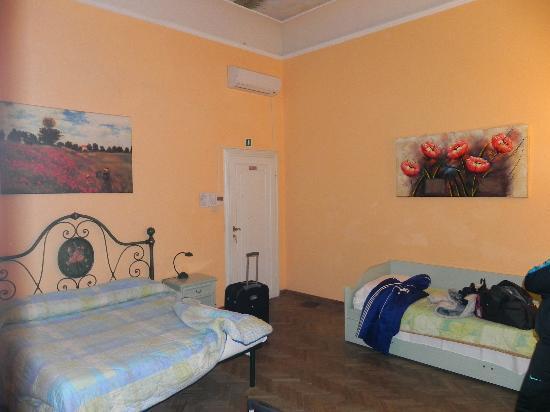 Soggiorno Pitti: habitacion