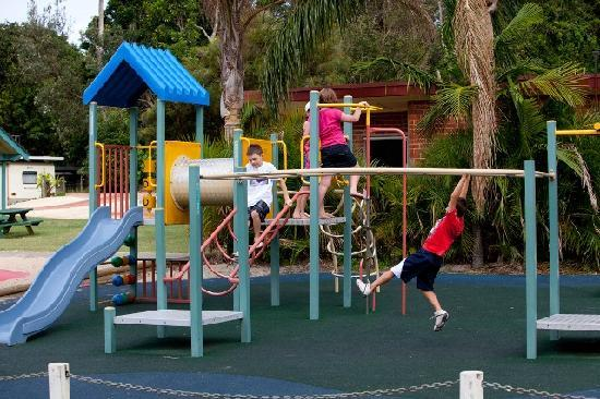 Playground - Picture Of Discovery Parks