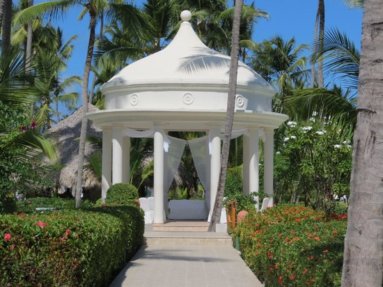 Majestic Colonial Punta Cana: Wedding area