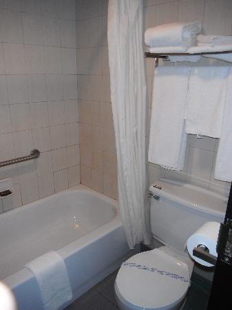 Le Montagnais Saguenay : la salle de bain