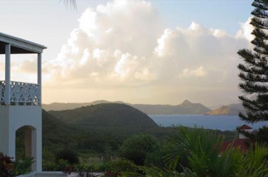 The Mount Nevis Hotel: view