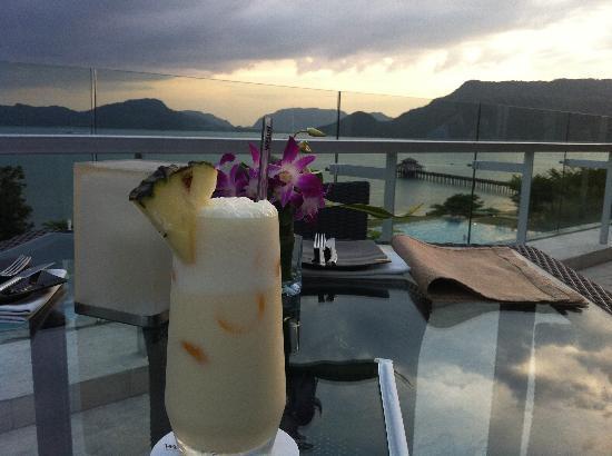 The Westin Langkawi Resort & Spa: in breez resturant