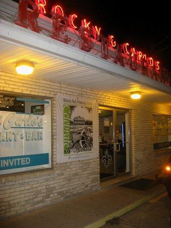 Rocky Carlo S Restaurant Chalmette Menu Prices Reviews Tripadvisor