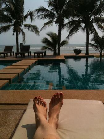 Siam Beach Resort: the best part