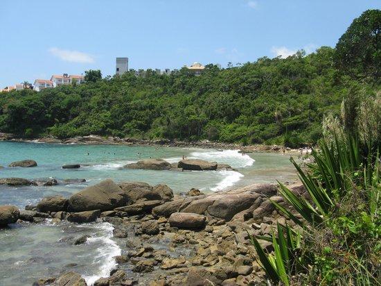 Bombinhas, SC: Ribeiro