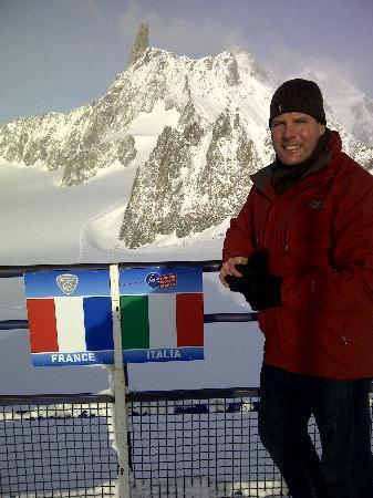 أوبرج دو لا مايزوه: Top of the world - Gondola is only 150mtrs away