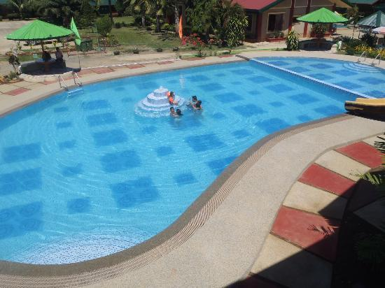 Pool near at bar restorant picture of angela 39 s farm - Hotel in puerto princesa with swimming pool ...