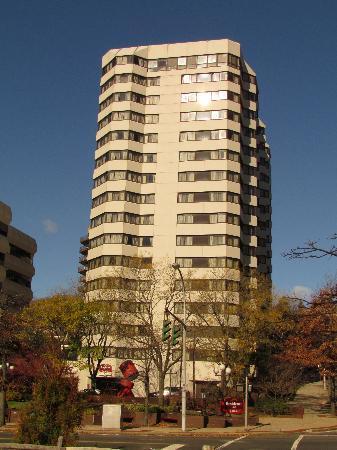 Residence Inn White Plains Westchester County: Vista del Hotel