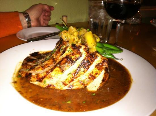 Blackfish Cafe : Pork brisket.