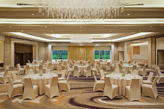 The Westin Abu Dhabi Golf Resort & Spa: Master Ballroom