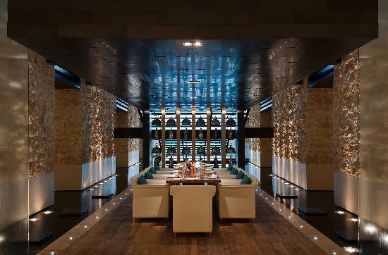 The Westin Abu Dhabi Golf Resort & Spa: Fairways Restaurant