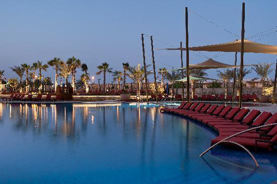 The Westin Abu Dhabi Golf Resort & Spa: Recreation Area
