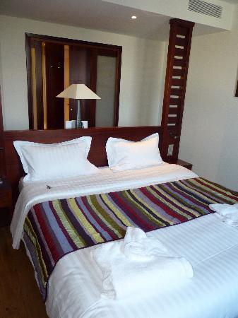 Hôtel LE MAURITIA : Chambre de luxe