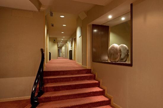 Regente Hotel: PASILLO