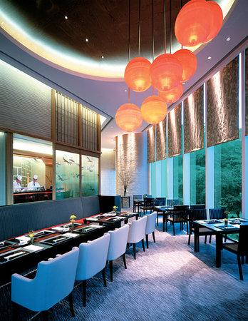 Nadaman Island Shangri-la Hong Kong