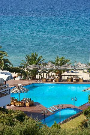 Kamari Beach Hotel: Hotel Kamari Beach
