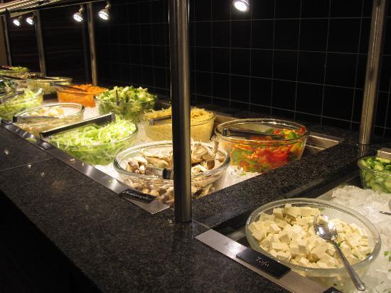 Mongo's Restaurant Köln: Buffet (1)