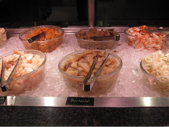 Mongo's Restaurant Köln: Buffet (2)