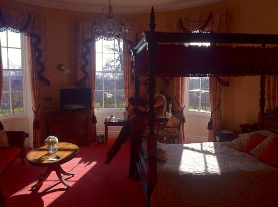 Old Rectory Hotel: chandler suite