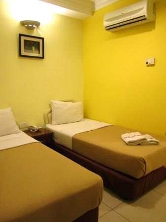Sun Inns Kuala Selangor: Superior Room