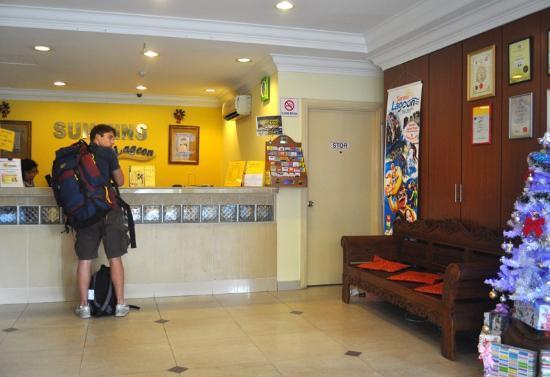 Sun Inns Lagoon : Lobby