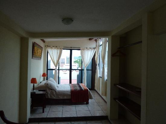 Maidith White Cove: 2.Zimmer - Doppelbett