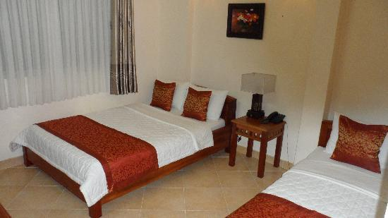 Bich Duyen Hotel: Our Room