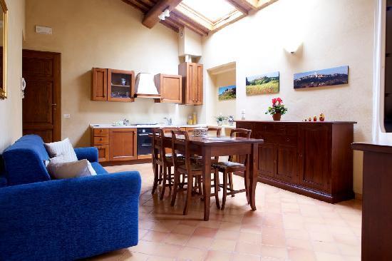 Villa il Borghetto Siena_Apartment Foriporta