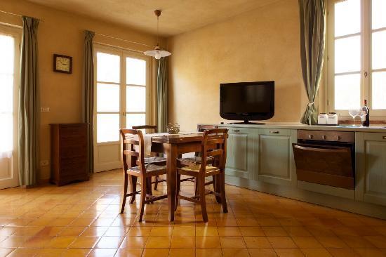 Villa il Borghetto Siena_Apartment Il Chianti