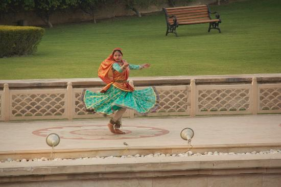 The Oberoi Amarvilas: Evening Performance