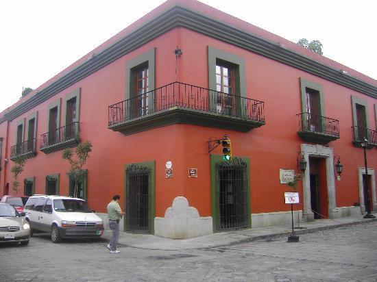 هوستل دي لا نوريا: Hostal La Noria OAX.