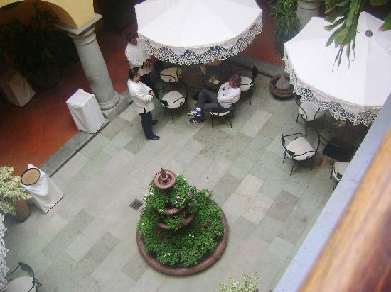 هوستل دي لا نوريا: La amabilidad del servicio